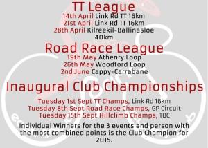 2015 League Poster